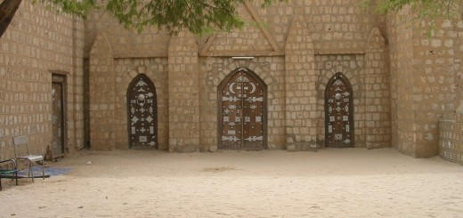 Doors of the Sidi Yehia Mosque, Timbuktu, c. KaTeznik