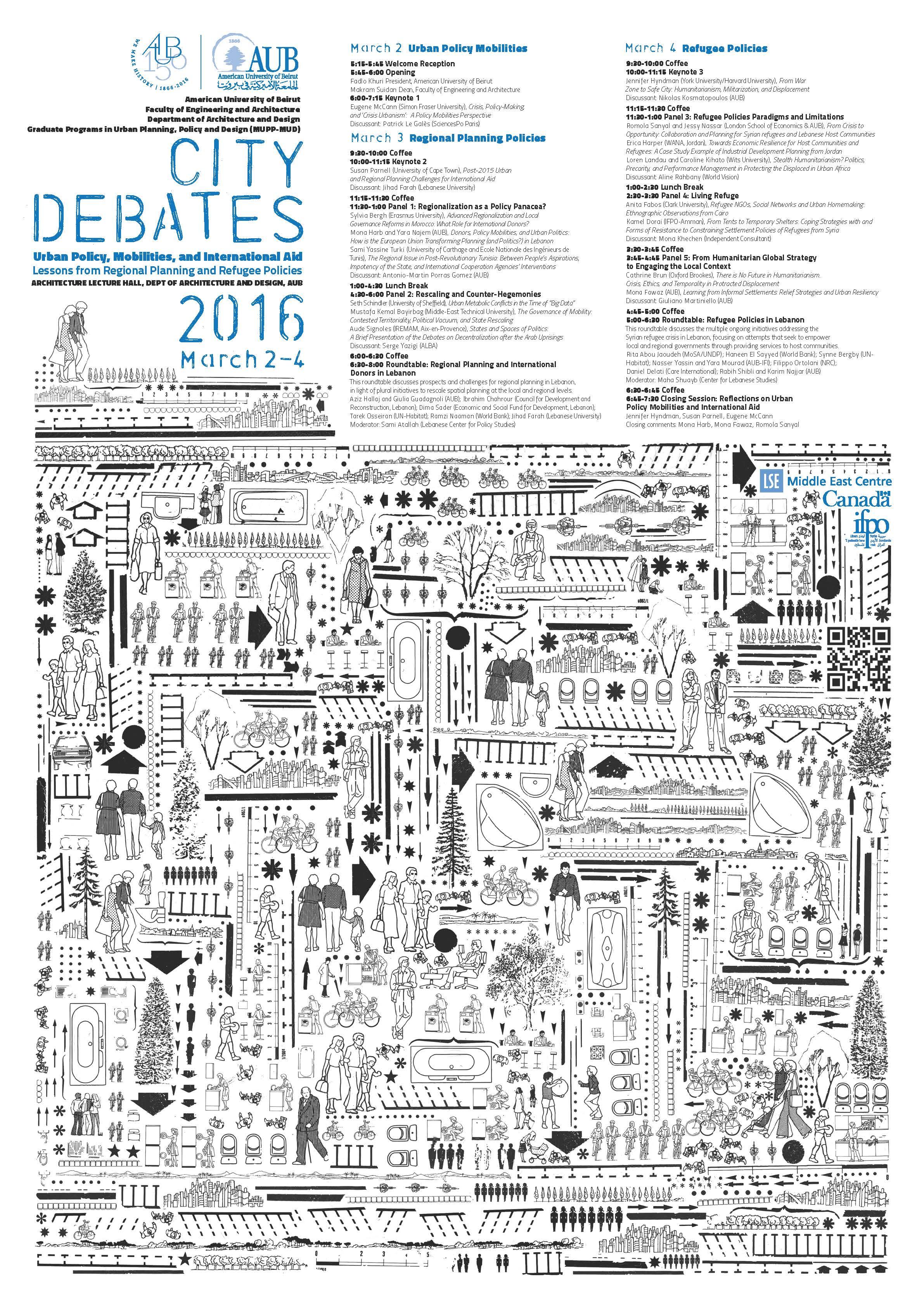 CityDebates 2016_Poster